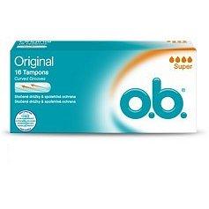 o.b. tampony Original Super 16 ks