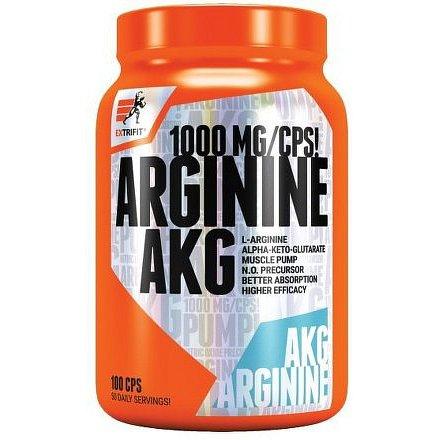 Arginine AKG 1000 mg 100 cps