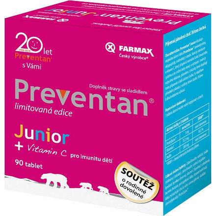Preventan Junior tbl.90 limitovaná edice