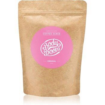 BodyBoom Original kávový tělový peeling 200 g