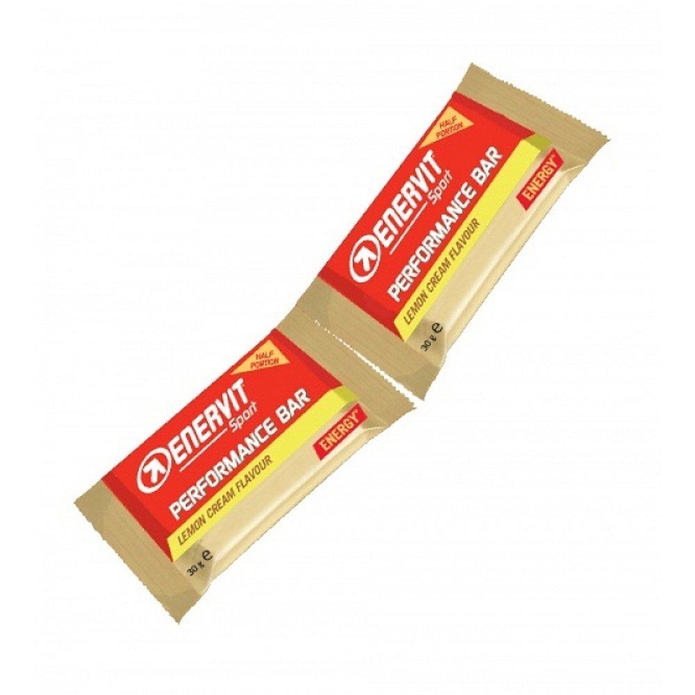 ENERVIT Performance Bar energetická tyčinka citron 30+30 g