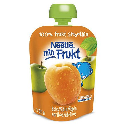 NESTLÉ kapsička ovocná Meruňka/Jablko 90g
