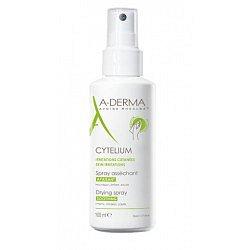 A-derma Cytelium vysušující a hojivý sprej 100 ml