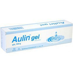 Aulin Gel 1 x 50 gm/ 1.5 gm - k léčbě otoků + úleva od bolesti