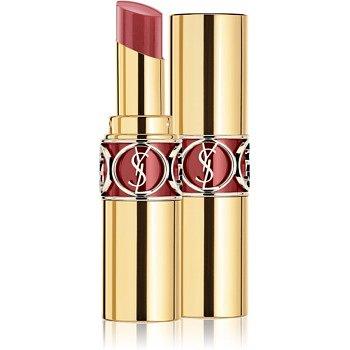 Yves Saint Laurent Rouge Volupté Shine Oil-In-Stick hydratační rtěnka odstín 08 Pink in Confidence / Pink Blouson 3,2 g