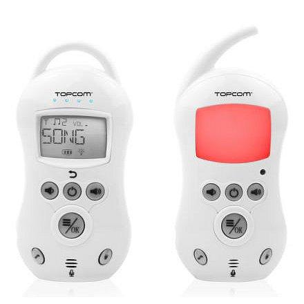 Digitální audio chůvička KS-4222
