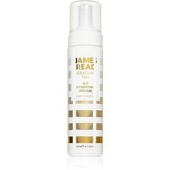 James Read Gradual Tan H20 Hydrating Mousse samoopalovací pěna s omlazujícím účinkem 200 ml