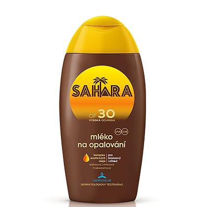 SAHARA Mléko na opalování OF 30 200 ml