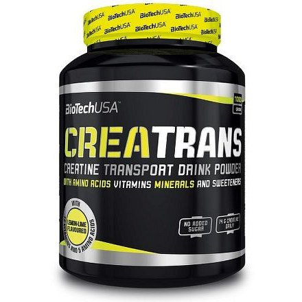 BiotechUSA CreaTrans 1000g Citron-Limetka