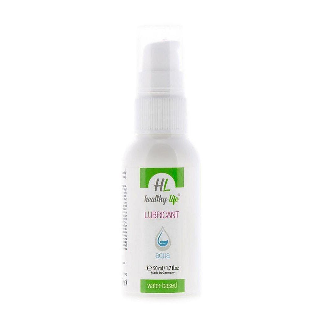 Healthy life Lubrikační gel Aqua 50 ml