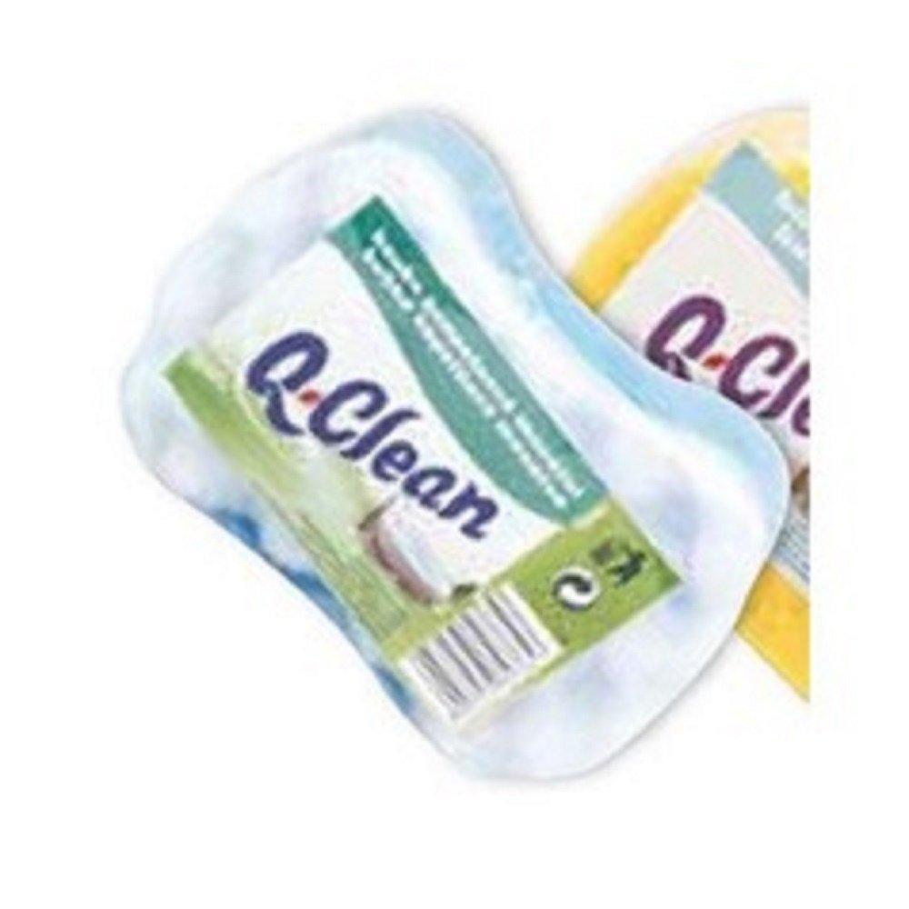Q-CLEAN Masážní koupelová houba 1 ks