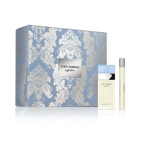 Dolce and Gabbana Light Blue set  dárková kazeta EdT 25 ml + 10 ml