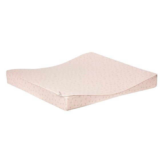 Bébé-Jou Přebalovací podložka Fabulous Wish Pink 77x74cm