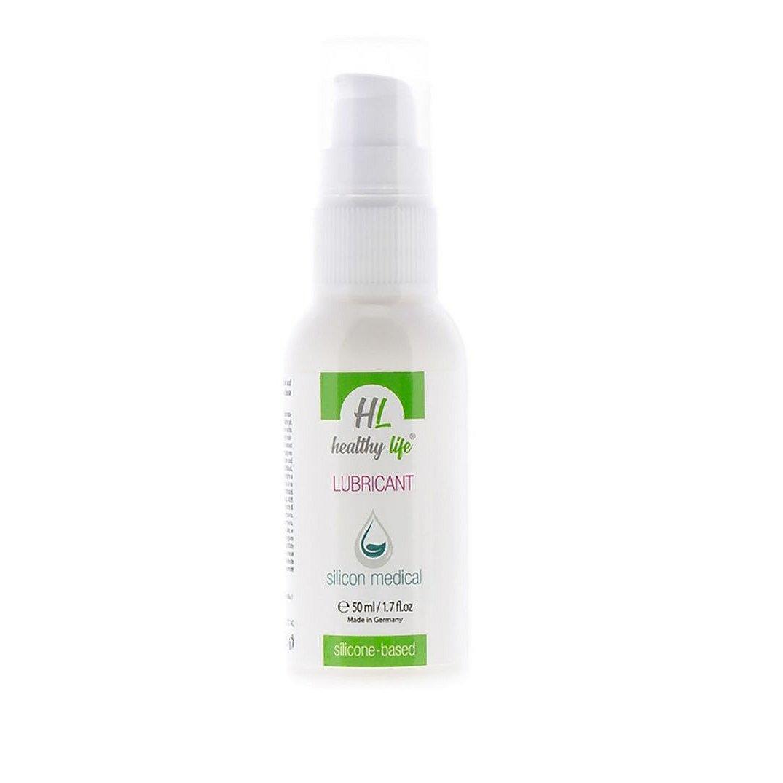 Healthy life Lubrikační gel Silicon 50 ml
