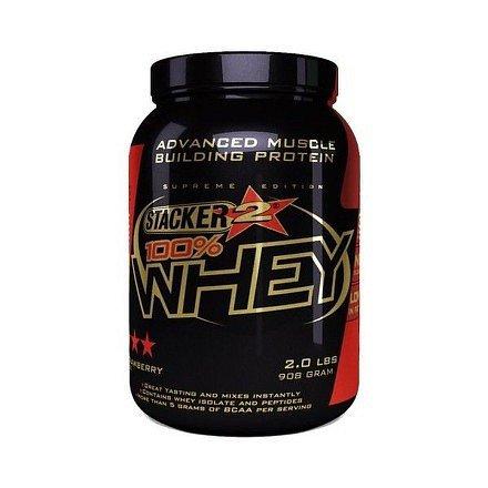 100% Whey Protein, Stacker2, 2000 g, Čokoláda