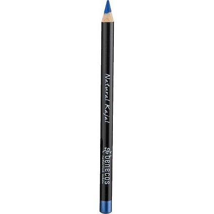 Benecos tužka na oči světle modrá BIO 3g