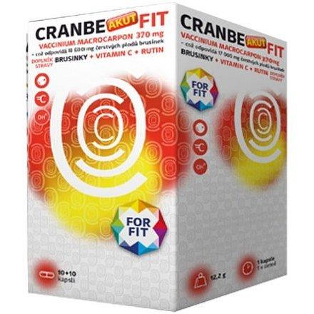 Galmed Cranbe Akut fit 10+10 kapslí