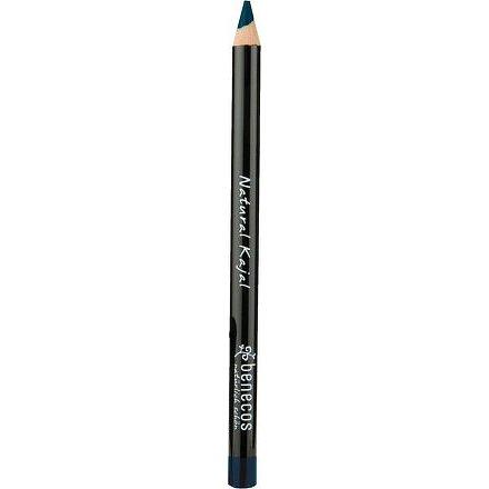 Benecos tužka na oči tmavě modrá BIO VEG 3g