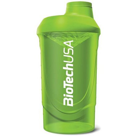 "BiotechUSA Shaker Wave Biotech USA ""Grass Green"" (600ml)"