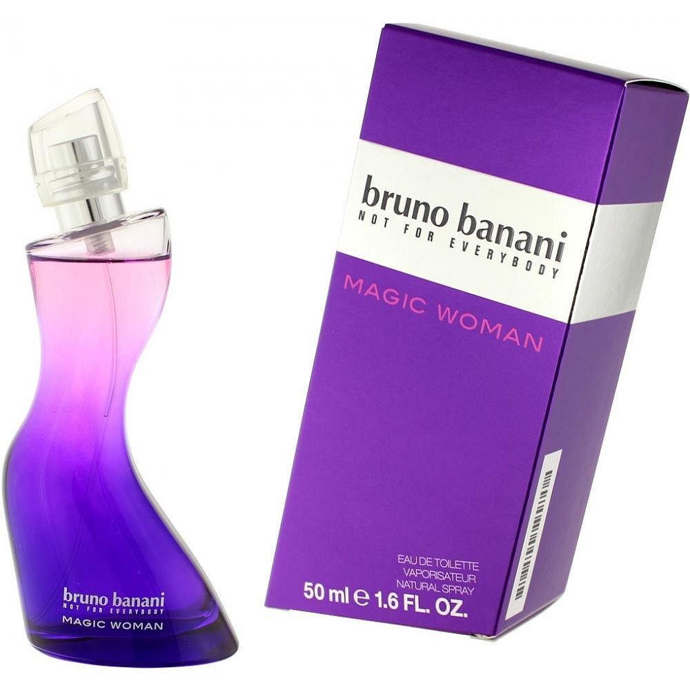 Bruno Banani Magic Woman Toaletní voda 50ml