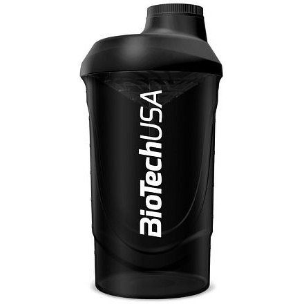 "BiotechUSA Shaker Wave Biotech USA ""Panther Black"" (600ml)"