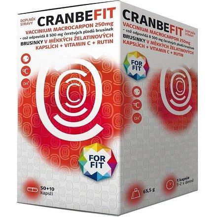 Galmed Cranbefit 50+10 kapslí