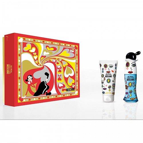 Moschino Cheap & Chic So Real Kit  dárková kazeta EdT 30ml +50ml