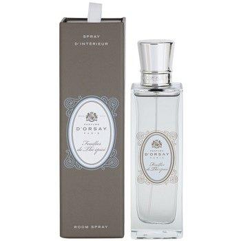 Parfums D'Orsay Feuilles de Thé Épice bytový sprej 100 ml