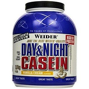 100% Casein, Weider, 1800 g, Čokoláda