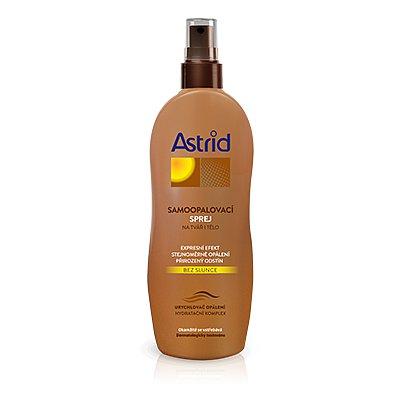 ASTRID Samoopalovací sprej 150 ml