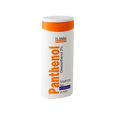 Panthenol šampon na normální vlasy 250ml