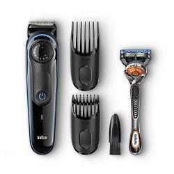 Braun BT3040 zastřihovač vousů + Gillette Flexball