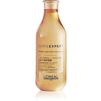 L'Oréal Professionnel Serie Expert Nutrifier vyživující šampon s kokosovým olejem bez silikonů  300 ml