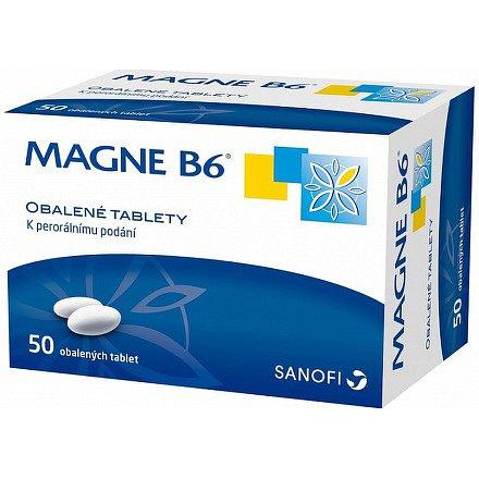 Magne B6 tablety potažené 50