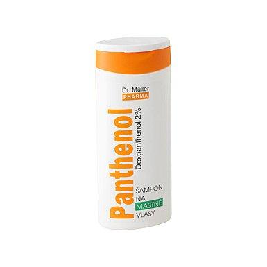 Panthenol šampon na mastné vlasy 250ml (Dr.Müller)