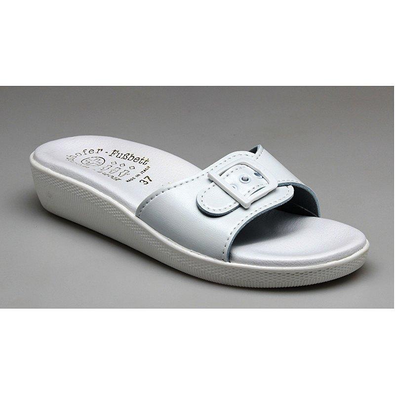 Zdravotní obuv dámská SI/03D Bianco vel. 38