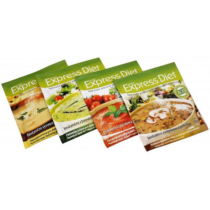 Express Diet - instantní polévka Kuřecí 55 g