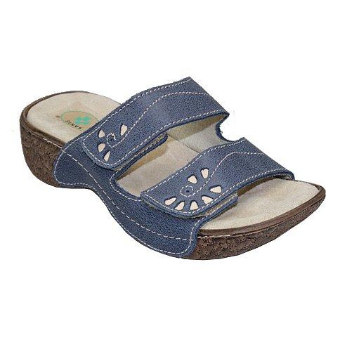 Zdravotní obuv dámská N/109/4/86 modrá 39