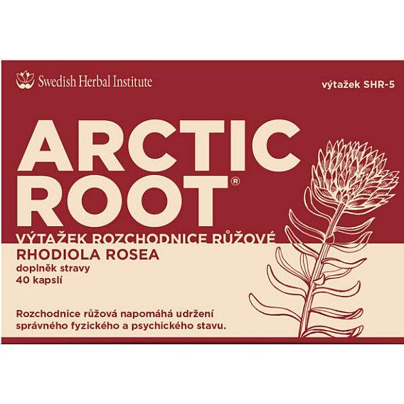Arctic Root - výtažek rozchodnice růžové 40 tablet