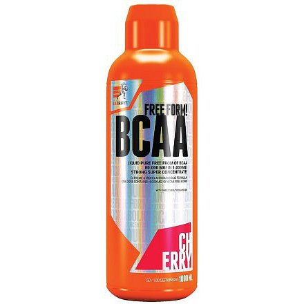 BCAA 80000 Liquid 1000 ml višeň