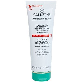 Collistar Special Perfect Body remodelační bahenní peeling  350 ml