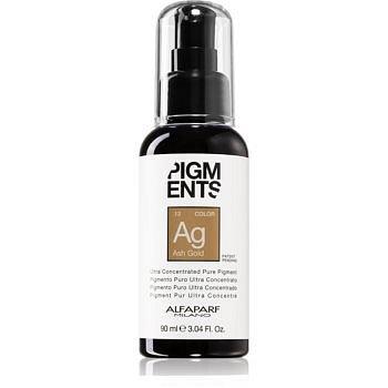 Alfaparf Milano Pigments pigmentové kapky na vlasy Ash Gold 90 ml
