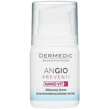 Dermedic Angio Preventi protivráskový noční krém  55 g