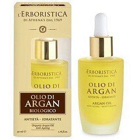 Erboristica Arganový olej nefiltrovaný proti vráskám 50ml