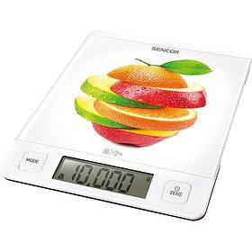 Sencor kuchyňská váha SKS 7000WH