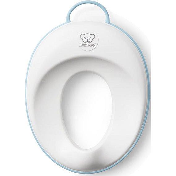 BABYBJÖRN Adaptér na WC White/Turquoise