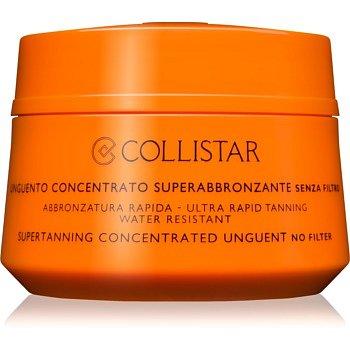 Collistar Sun No Protection koncentrovaná mast na opalování bez ochranného faktoru  150 ml