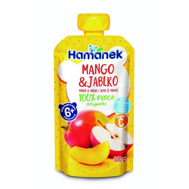 HAMÁNEK Mango & jablko 100 g