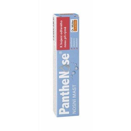Panthenose nosní mast s bisabolol. 7.5ml Dr.Müller