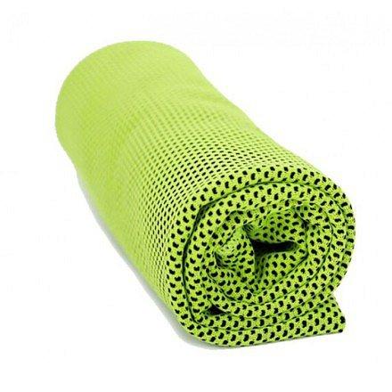 SJH 540C Chladící ručník zelený 32 x 90 cm